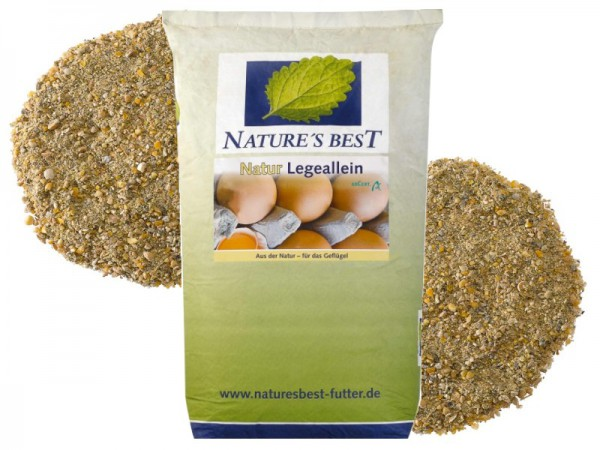 Natures Best Bio Legeallein