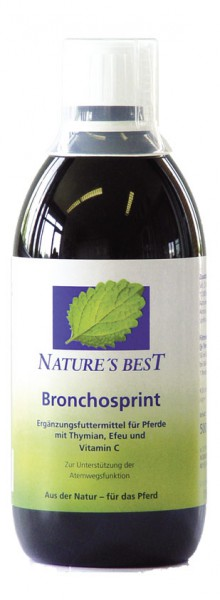 Nature´s Best Bronchosprint