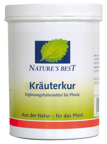 Nature´s Best Kräuterkur