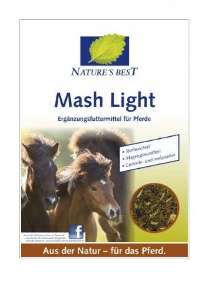Nature's Best Mash Light