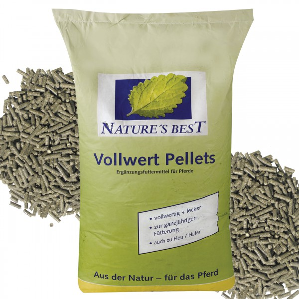 Nature´s Best BIO Vollwert Pellets