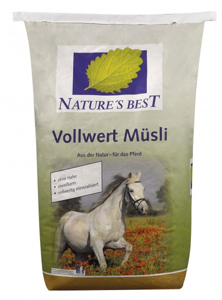 Nature´s Best Vollwert Müsli